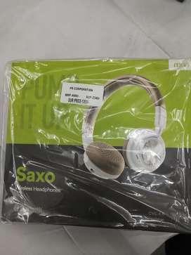 Brand new PUMP lTUP Saxo Wireless Headphones CVC 6.0 Noise