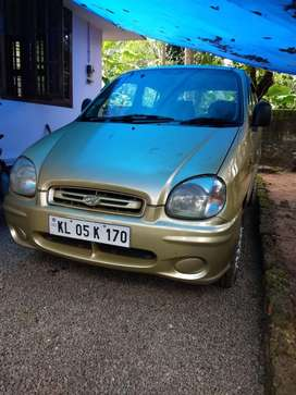 Hyundai Santro 2000 Petrol Well Maintained