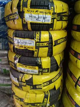 Imported car tyres available guaranteed product