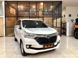 Toyota Avanza Avansa G 1.3 AT, 2017, SAC