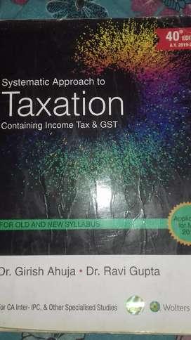 Dr.girish Ahuja income tax