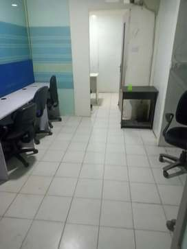 Furnished office sector 63