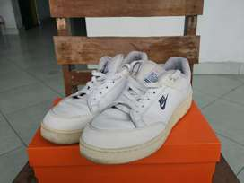 Nike Grand Stand 2 leather white size 43 second mulus