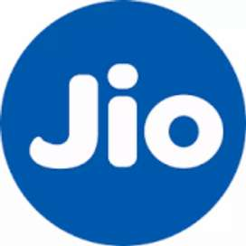 Urgent Job Required For Reliance Jio