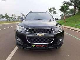 Chevrolet captiva Fl 2 2015 Hitam tdp 96 jt