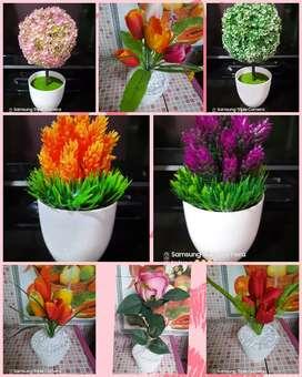 Bunga hias ruangan