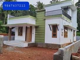 New fancy  house parambil bazaar