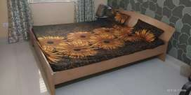 Very Good condition italian Double bed.