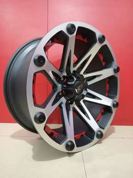 Velg cocok buat Pajero fortuner Hilux triton dll Ring20x9