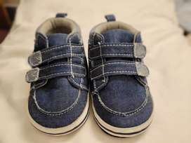 Cute baby boy shoes 6-12months