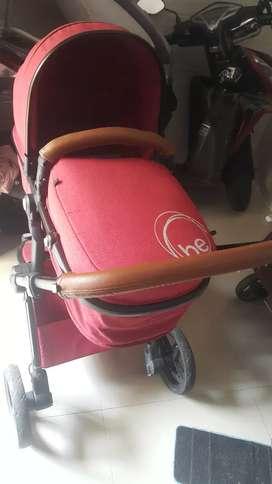 Preloved stroller babyelle avenue
