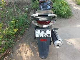 Hero CBS bike