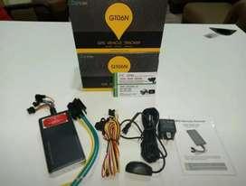 GPS TRACKER gt06n, double amankan kendaraan dg akurat/realtime