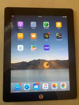 AppleI ipad2 wifi, 16GB, 9.5 Inch with cover