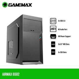 Casing GameMax Airmax 6502 + 500W PSU M-ATX Case
