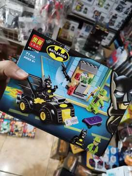 Lego nonori batman dan mobil