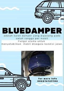 Damper mobil berkualitas semua ukuran harga sama, hanya BLUEDAMPER