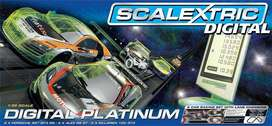 Scalextric Digital 1:32 Platinum Scale Racing Set import from England
