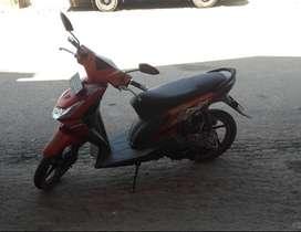 Honda beat tahun 2011