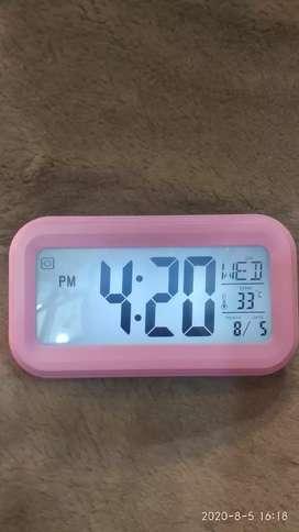 Jam Beker digital lengkap