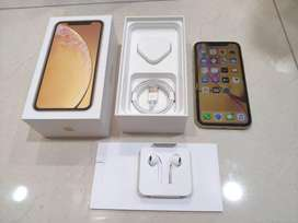 NEW IPHONE XR YELLOW AVAILABLE