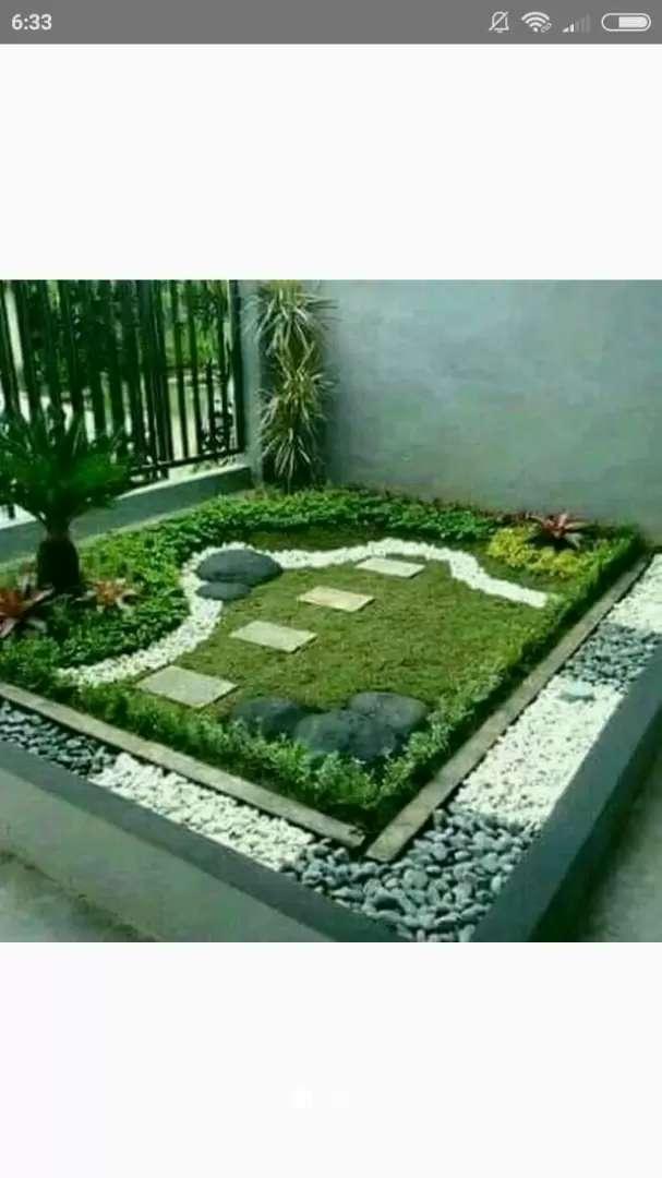 Taman Dan Tanaman Hias 0