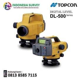 Jual Digital Level Topcon Dl-502 DL-503