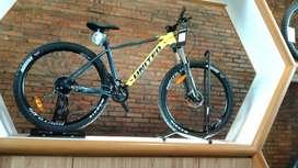 Promo Kredit Tanpa Kartu Kredit Sepeda United Clovis 3.10 Murah