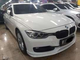 BMW 320i Sport 2012 Pemakaian 2013 Putih