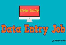 Data entry / Simple Typing - work from home work.