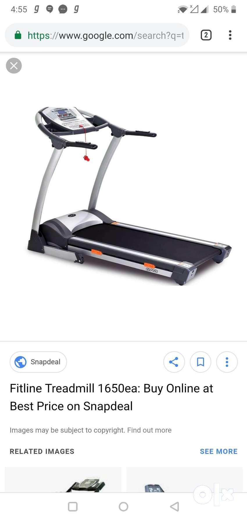Treadmill selling 0