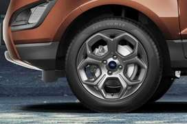 Ford 17 inches alloy wheels set. original