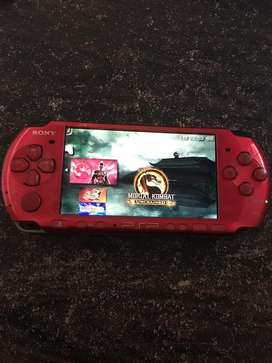 PSP Sony-3000 + 16GB Memory Full Game (asli japan)