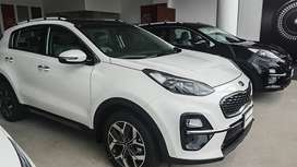 KIA SPORTAGE Now Get On just 20% Down Payment