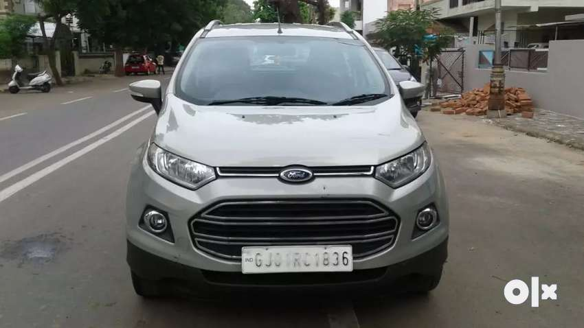 Ford Ecosport top end model for sell 0