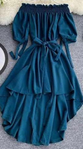 A fashionable frock