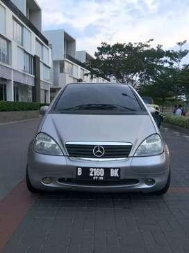 Mercedes bend tipe A160.tahun 2001 pajak hidup.