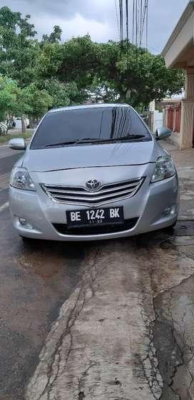 VIOS G Pribadi 2012 bukan bekas Taxi