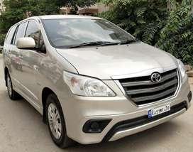 Toyota Innova 2.5 GX 8 STR, 2014, Diesel
