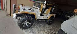 Turbo modified willys jeep soprts