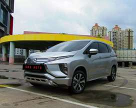 Mitsubishi Xpander Ultimate 2018 AT Pajak Mar 2021 KM 20rb Record