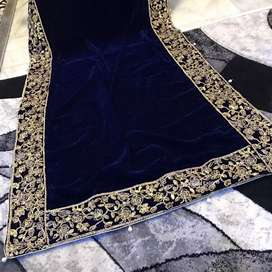 Most in demand Velvet Embroidered