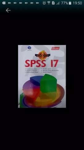 buku bagus dan lengkaap SPSS 17