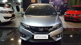 KM 33.000 Honda Jazz 1.5 RS CVT Matic 2016 Abu ASTINA MOBIL