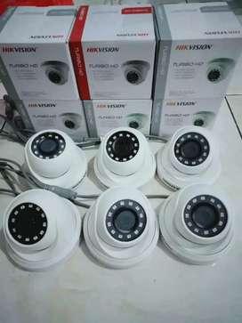 Paket lengkap kamera CCTV berkualitas