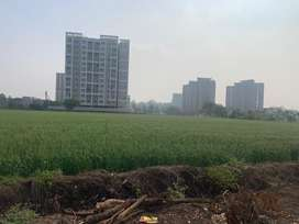 4.15 Acres Yellow Zone plot available for outrate at Makhmalabad .