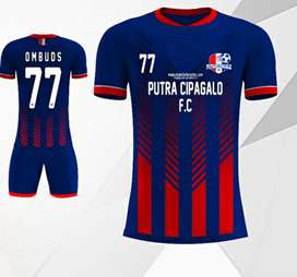 Jersey printing sublime