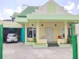 Rumah Jl Hos Cokroaminoto Wirobrajan Pusat Kota Jogja, Full Furnished