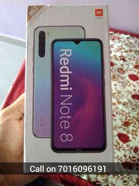 Redmi Note 8 PETI PACK mobile | 1 year full warranty | 48mp Camera