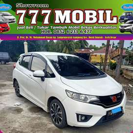 Alih kredit/over 80jt Honda Jazz RS 2016/2017 Manual robot bsa tukar